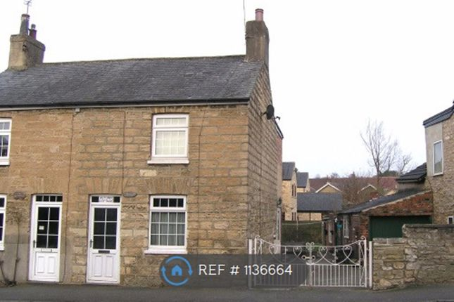 2 bed semi-detached house to rent in Main Street South, Aberford, Leeds LS25