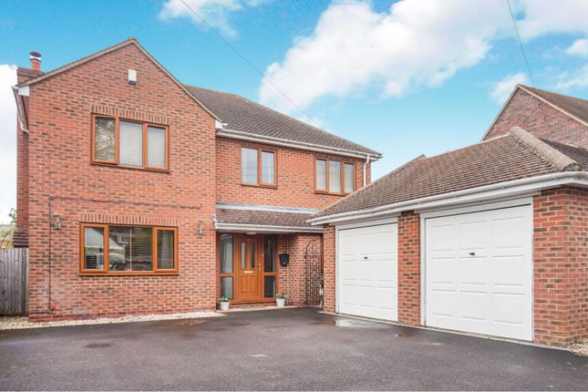 Thumbnail Detached house for sale in Green Lane, Bicester