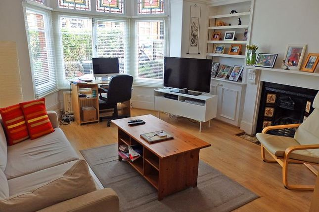 Thumbnail Flat to rent in Nelson Road, Crouch End