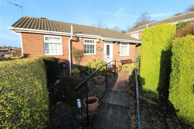 Thumbnail Detached bungalow for sale in Woodhedge Drive, Thorneywood, Nottingham