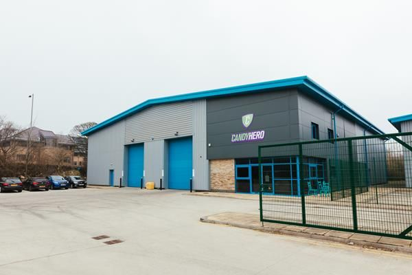 Light industrial to let in Unit 1 Newhall Business Park, Newhall Way, Bradford, West Yorkshire