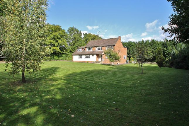 Thumbnail Detached house for sale in Whitchurch Hill, Reading