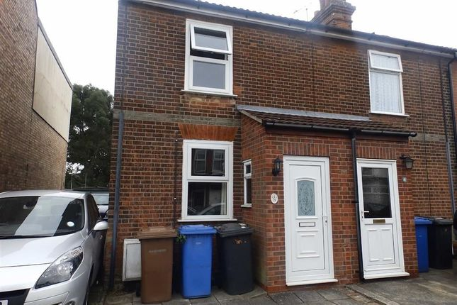 Thumbnail Terraced house to rent in Camden Road, Ipswich
