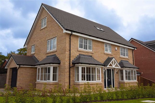 Thumbnail Detached house for sale in Garstang Road, Bowgreave, Preston