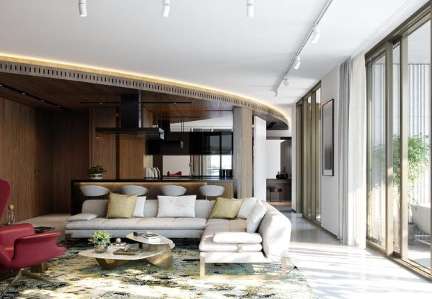 Thumbnail Flat for sale in One Park Drive, Canary Wharf