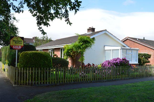 Thumbnail Detached bungalow for sale in Cormorant Close, Weston-Super-Mare