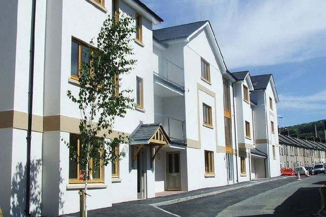 Thumbnail Flat for sale in Hawkins Walk, Okehampton