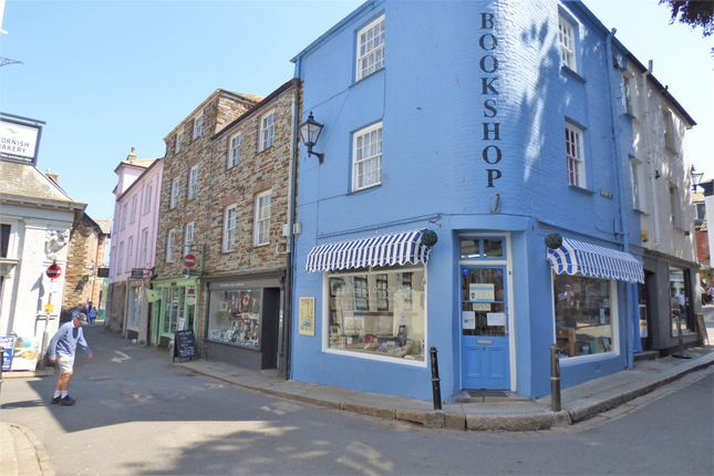 Retail premises for sale in South Street, Fowey