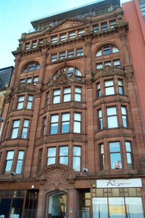Thumbnail Flat to rent in York Street, City Centre, Glasgow