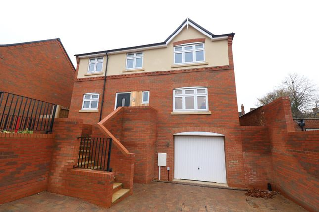 Thumbnail Detached house for sale in Hardwick Road, Wellingborough