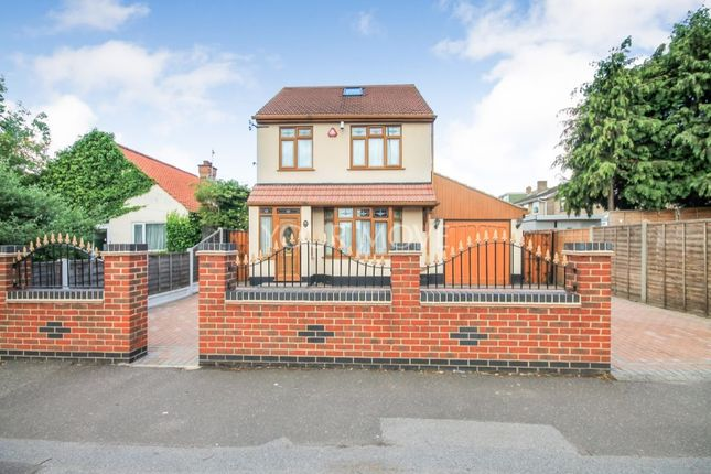 Thumbnail Detached house for sale in Straight Road, Heaton Grange, Romford