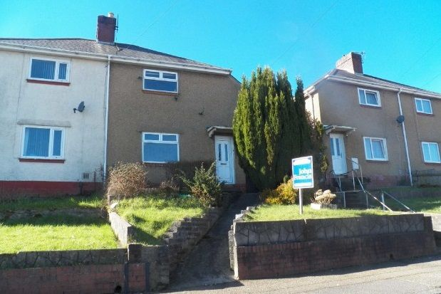 Thumbnail Semi-detached house to rent in Heol Maes Y Gelynen, Morriston, Swansea