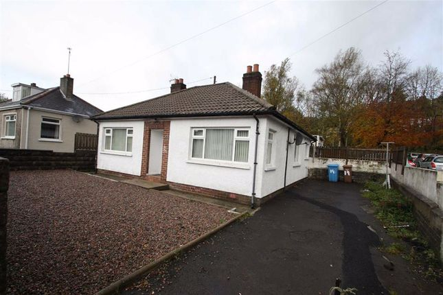 Thumbnail Detached bungalow for sale in Lisburn Road, Ballynahinch, Down