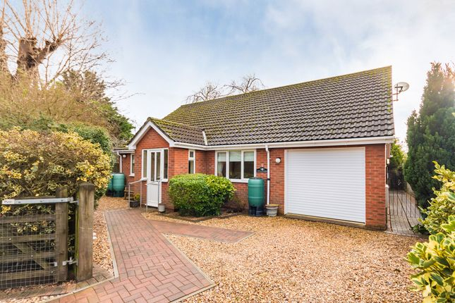 Thumbnail Detached bungalow for sale in Hurst Road, Ringwood