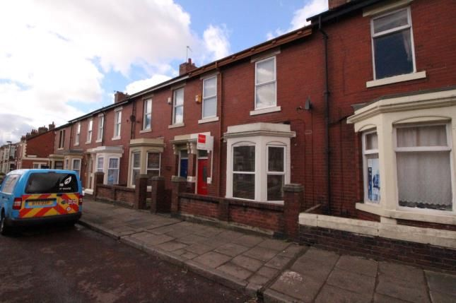Thumbnail Terraced house for sale in Whitefield Terrace, Heaton, Newcastle Upon Tyne