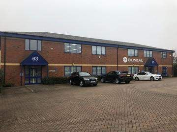 Office for sale in Wilbury Way, Hitchin