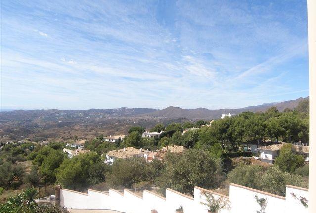 Views (3) of Spain, Málaga, Mijas