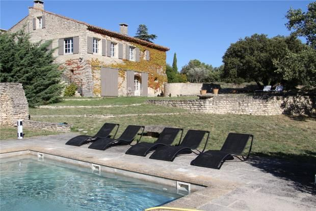 Thumbnail Farmhouse for sale in Bonnieux, Luberon, Provence, 84480