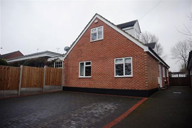 Thumbnail Detached house for sale in Monsom Lane, Repton, Derby