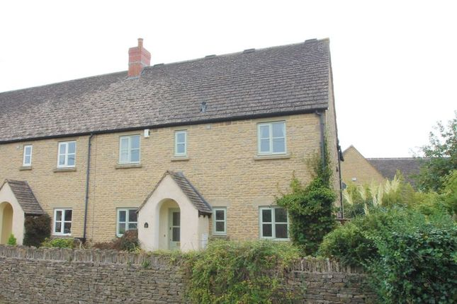 Thumbnail Semi-detached house for sale in Kingfisher Place, South Cerney, Gloucestershire