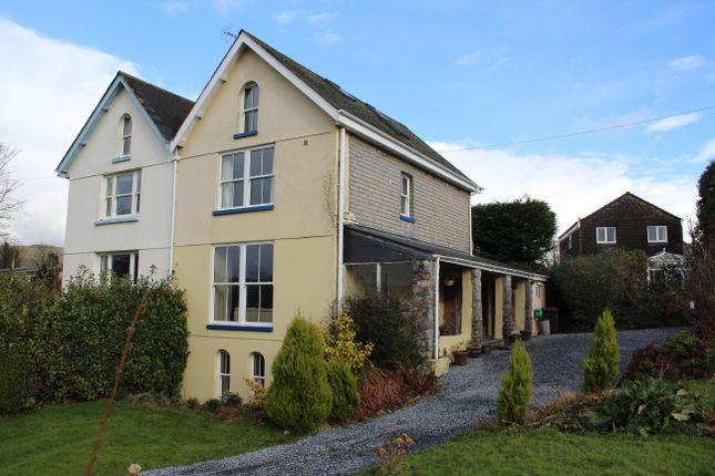 Thumbnail Semi-detached house for sale in Noland Park, South Brent, South Brent, Devon