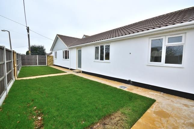 Thumbnail Bungalow for sale in Ashingdon, Rochford, Essex