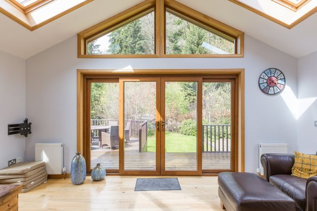 Thumbnail Detached bungalow for sale in Cuilc Brae, Pitlochry