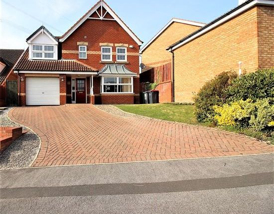 Thumbnail Detached house for sale in Haigh Moor Way, Aston Manor, Swallownest, Sheffield