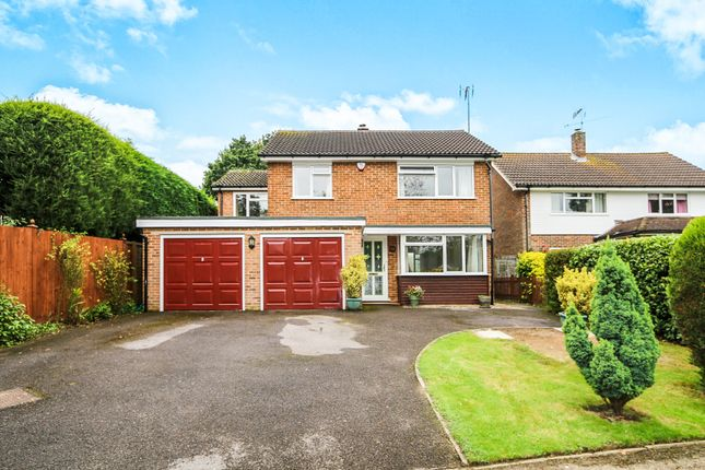 Thumbnail Detached house for sale in Smithbarn, Horsham