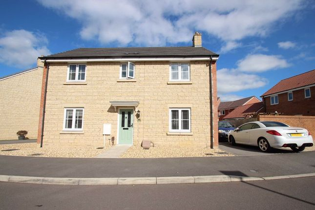 Thumbnail Detached house for sale in Soprano Way, Castle Mead, Trowbridge, Wiltshire