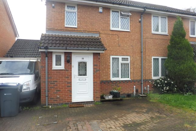 Thumbnail Property to rent in Larchfield Close, Handsworth Wood, Birmingham