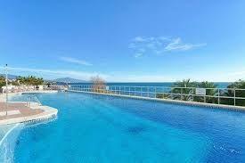 Pool Area And Sea Views