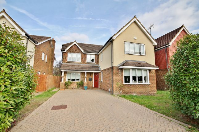 Thumbnail Detached house for sale in Coresbrook Way, Knaphill, Woking