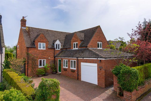 Thumbnail Detached house for sale in Cock Lane, Norton Juxta Twycross, Atherstone
