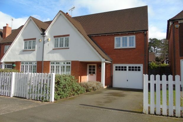 Thumbnail Semi-detached house to rent in Belmont Crescent, Northfield