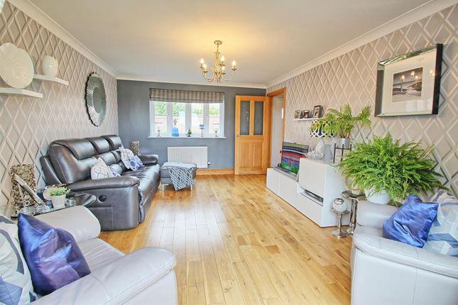 Living Room of Hempstalls Close, Hunsdon, Ware SG12