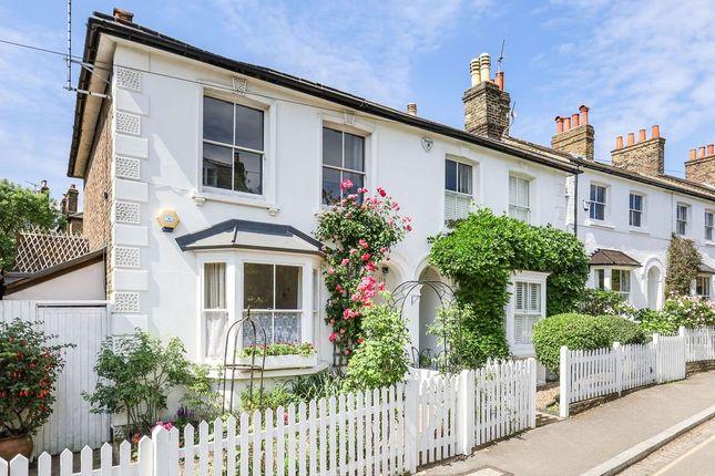 Thumbnail Semi-detached house for sale in Denmark Road, Wimbledon Village