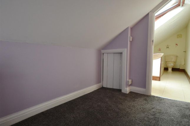 Bedroom Bathroom of Leonardston Road, Mastlebridge, Milford Haven SA73