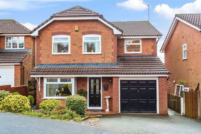 Thumbnail Detached house for sale in Parsonage Brow, Upholland, Skelmersdale