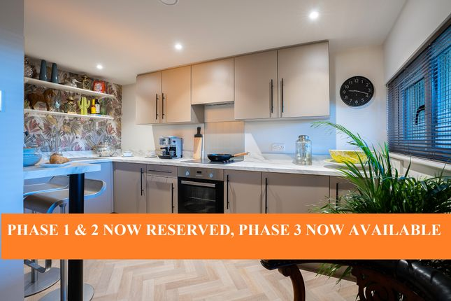 2 bed flat for sale in The Edge, Abbey Park, Colchester CO2