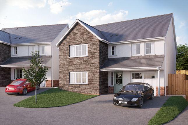 5 bed detached house for sale in All Saints Way, Bridgend CF31