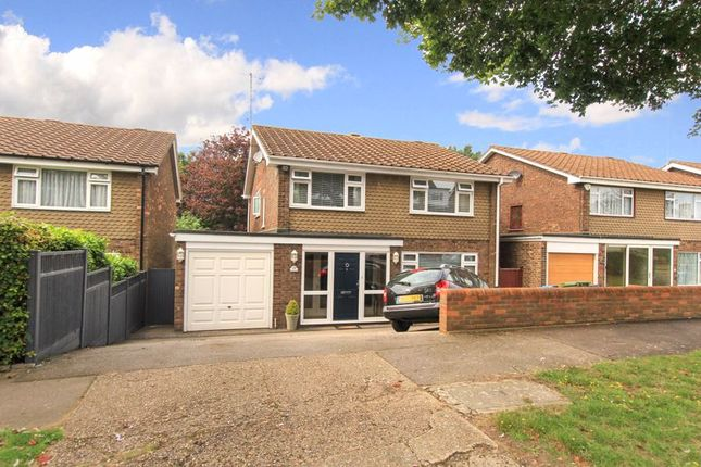 Thumbnail Detached house for sale in Wootton Drive, Hemel Hempstead