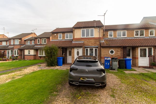 Thumbnail Terraced house for sale in St. Nicholas Close, Boston