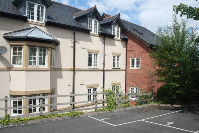 Rear Carparking of Tudor Court, Congleton CW12