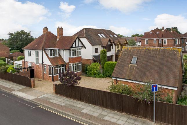 Thumbnail Detached house for sale in Havant Road, Cosham, Portsmouth