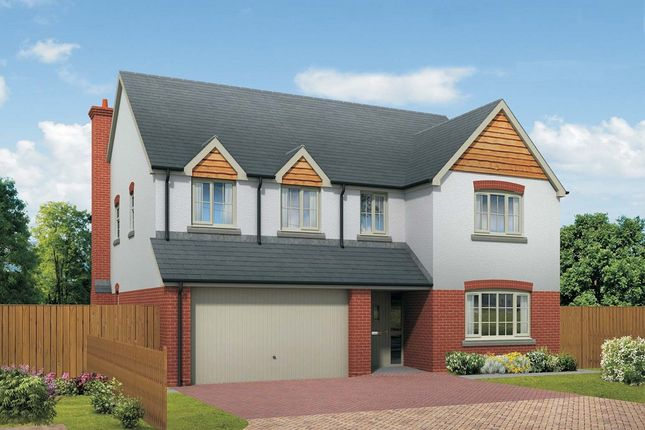 Detached house for sale in Quarry Field, Lugwardine, Herefordshire