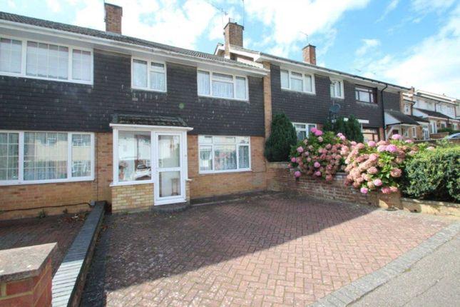 Thumbnail Terraced house for sale in Coulser Close, Hemel Hempstead