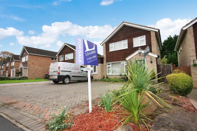 Thumbnail Detached house for sale in Ullswater Avenue, Leamington Spa