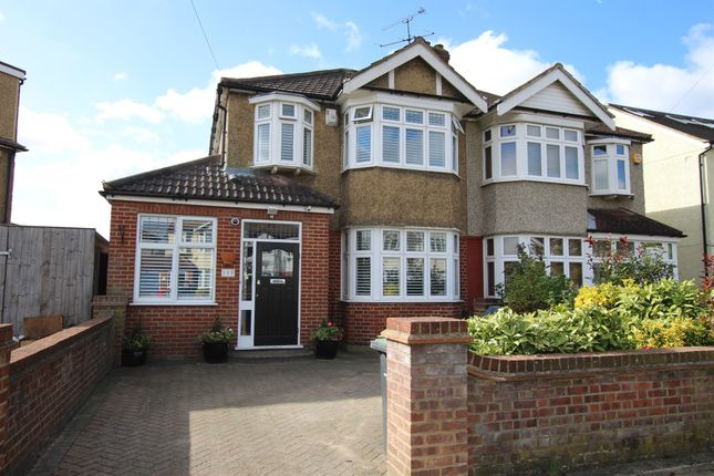 Thumbnail Semi-detached house for sale in Tenniswood Road, Enfield
