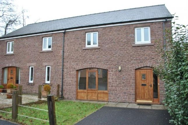 Thumbnail Property to rent in Parc Pencrug, Llandeilo